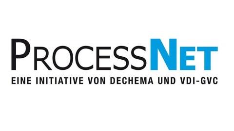Logo von Processnet - Eine Initiative der DECHEMA und GVT