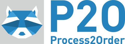 Logo of Process-to-Order-Labs (P2O-Labs) of TU Dresden