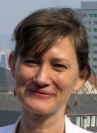 Portraitbild von Dr. Ute Bergmann