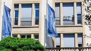 Bürogebäude des Instituts für Leichtbau und Kunststofftechnik