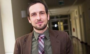 Portraitbild von Dr. Robert Kupfer, Leiter Verbindungstechniken am ILK