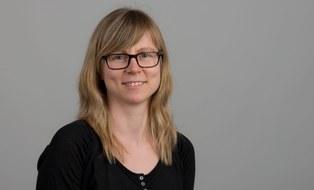 Portraitbild von Dr. Anja Winkler, stellvertretende Leiterin Funktionsintegration am ILK