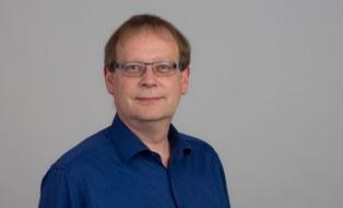 Portraitbild von Dr. Bernd Grüber, Fachgruppenleiter Numerische Prüfverfahren am ILK