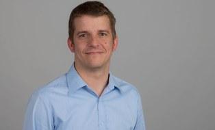 Portraitbild von Dr. Martin Dannemann, Leiter Funktionsintegration am ILK