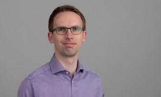 Portraitbild von Dr. Michael Krahl, Leiter Thermoplastverfahren am ILK