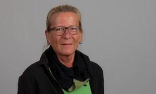 Portraitbild von Petra Saaber, Studierendenbetreuerin am ILK