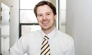 Portrait von Dopl.-Wi.-Ing. Thomas Behnisch