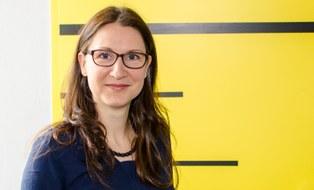 Portrait der ILK-Mitarbeiterin Diana Wolfrum