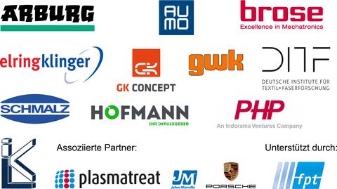 Beteiligte Projektpartner und Unterstützer