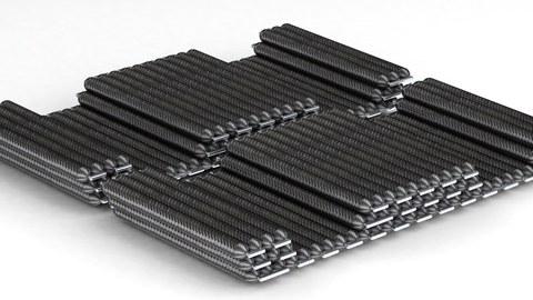 Der Multizellenspeicher ermöglicht die effiziente Nutzung des knappen Bauraums in modernen Fahrzeugarchitekturen