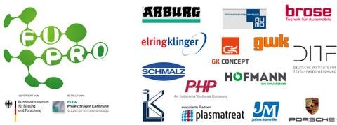 Die Partner des Projektes FuPro