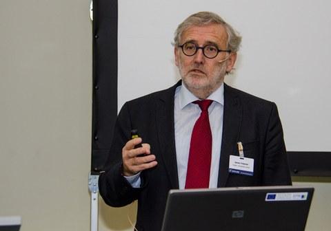 Prof. Ignaas Verpoest, Katholieke Universiteit Leuven (Belgien), Department of Materials Engineering (MTM)