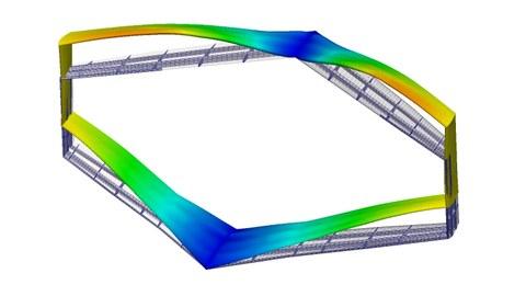 Berechnung eines BoxWing-Flügels