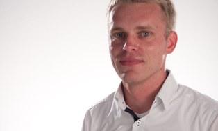 Portraitbild von Chris Fischer