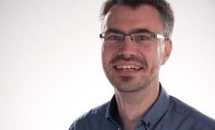 Portraitbild von Andreas Hauffe