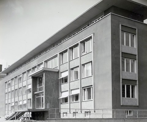 Kutzbach-Bau 1962