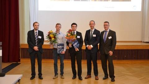 Horst-Berthold-Studienpreis 2018