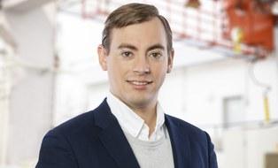 Mitarbeiter Thorben Schnellhardt
