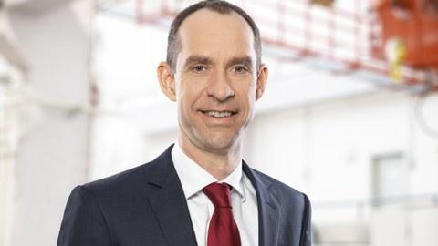 Bild: Porträt von Prof. Ihlenfeldt