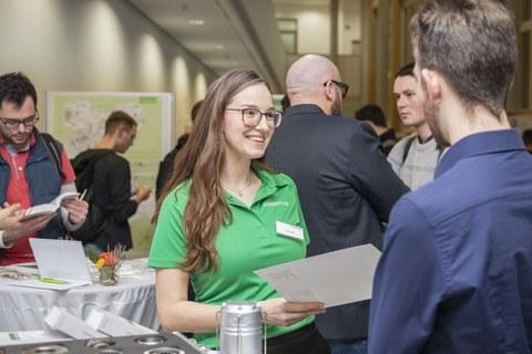 Career Service – Branchentreff 2020
