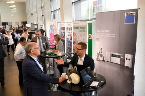 EMO Hannover 2019 Preview gibt Vorgeschmack auf die Weltleitmesse der Metallbearbeitung.