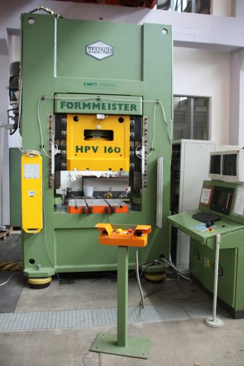 Hydraulische 160-t Presse