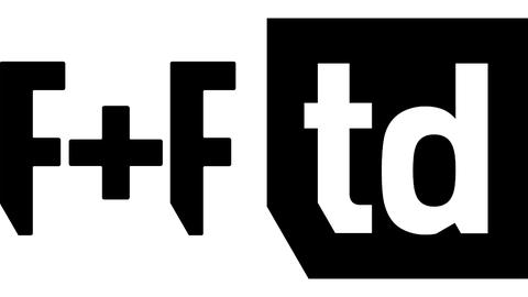 """Logo of the association """"Freunde und Förderer des Technischen Design"""""""