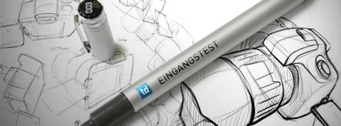 Eignungstest Technisches Design