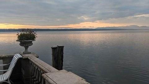View of Lake Starnberg