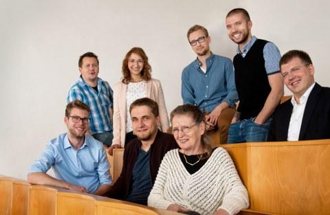 Forschungsgruppe SmartLab-Systeme