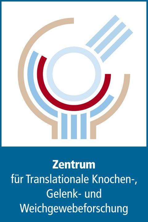Logo Zentrum für Translationale Knochen-, Gelenk- und Weichgewebeforschung