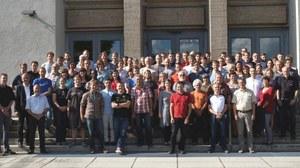 Gruppenfoto Mitarbeiter INT