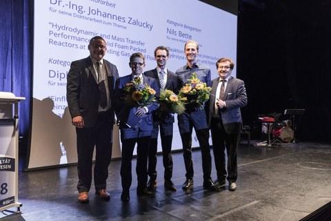 Tag der Fakultät Linde Award