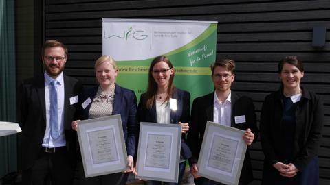 WIG Studienpreisgewinner 2017