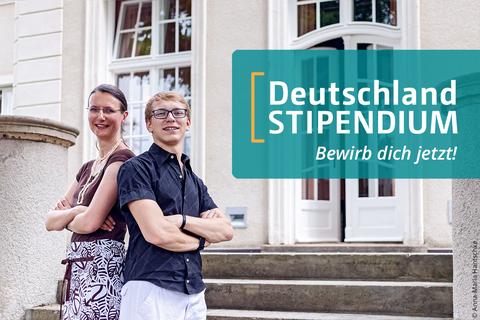 Foto zur Bewerbung um ein Deutschlandstipendium