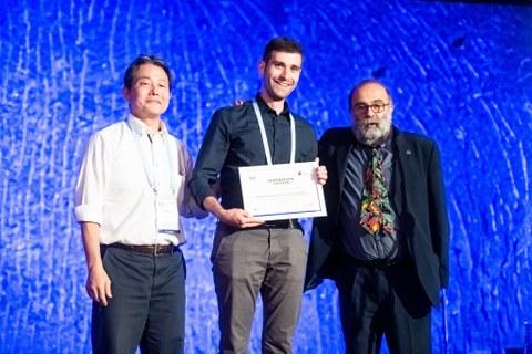 15. Weltkongress IFToMM - Best paper Award für Clemens Troll