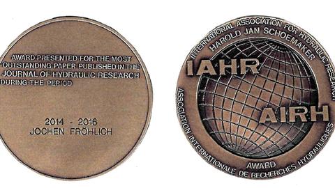 Shoemaker Prize Medal