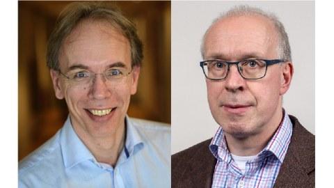 Prof. Geurts and Prof. Kuerten