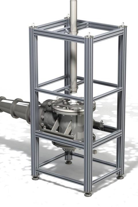 Dampfturbinenregelventil