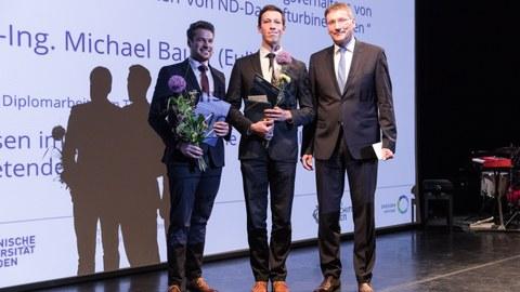 Verleihung des Franz-Stolze-Preis 2018