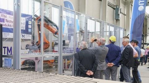 Projektpräsentation in Oschatz