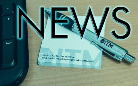 Foto, auf dem ein Notizblock und ein Stift zu sehen ist und für News verwendet
