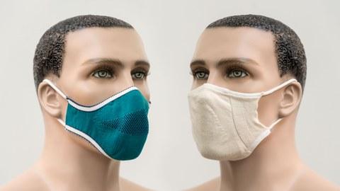 STOLL Masken Collage