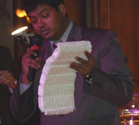 Théophile Legrand International Award For Textile Innovation 2010