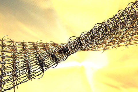 Zellulare 3D Struktur