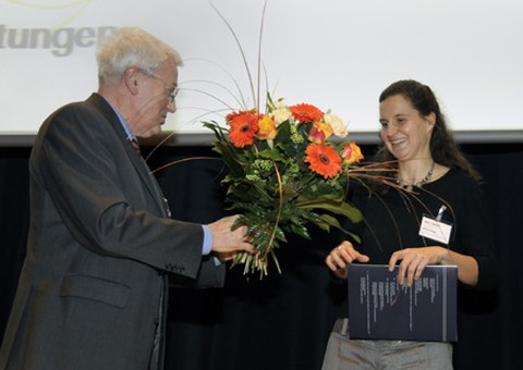 Förderpreis des Freundes- und Förderkreises des ITB 2008