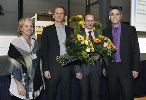 Förderpreis des Freundes- und Förderkreises des ITM 2010