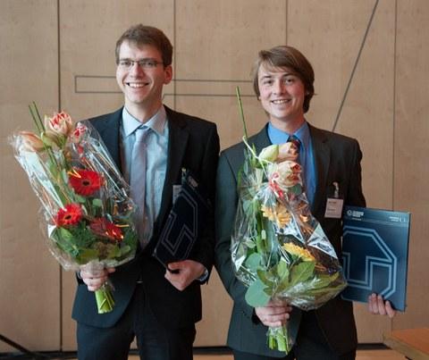 Förderpreis des Freundes- und Förderkreises des ITM 2012