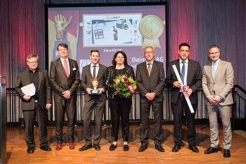 Preisträger handling award