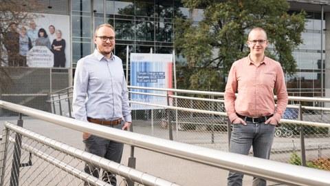 Foto mit den Preisträgern des Otto von Guericke-Preis 2020